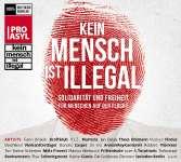Kein Mensch ist illegal: Solidarität und Freiheit für Menschen auf der Flucht, 2 CDs
