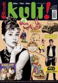 Zeitschriften: kult! 14 (by GoodTimes) 60er ° 70er ° 80er, Zeitschrift