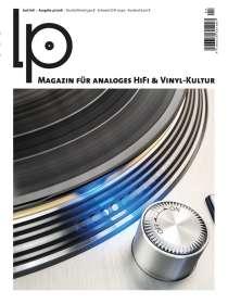 Zeitschriften: LP - Magazin für Analoges HiFi & Vinyl-Kultur 4/2016, Zeitschrift