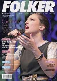 Zeitschriften: Folker - Musik von hier und überall Juli/August 2015, Zeitschrift