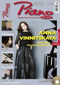 Zeitschriften: PIANONews - Magazin für Klavier & Flügel (Heft 4/2015), Zeitschrift