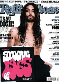 "Zeitschriften: ROLLING STONE Juli 2015 + CD Rare Trax: ""Groove of 1965"" , Zeitschrift"