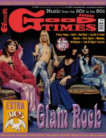 Zeitschriften: GoodTimes - Music from the 60s to the 80s August/September 2015, Zeitschrift