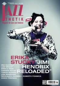 Zeitschriften: Jazzthetik - Magazin für Jazz und Anderes  September/Oktober 2015, Zeitschrift