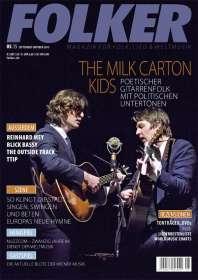 Zeitschriften: Folker - Musik von hier und überall September/Oktober 2015, Zeitschrift