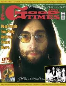 Zeitschriften: GoodTimes - Music from the 60s to the 80s Oktober/November 2015, Zeitschrift