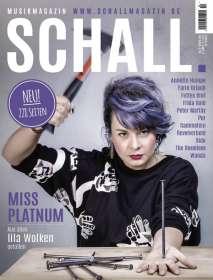 Zeitschriften: SCHALL - Musikmagazin, Zeitschrift