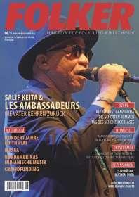 Zeitschriften: Folker - Musik von hier und überall November - Dezember 2015, Zeitschrift