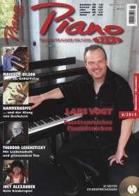 Zeitschriften: PIANONews - Magazin für Klavier & Flügel (Heft 6/2015), Zeitschrift