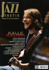 Zeitschriften: Jazzthetik - Magazin für Jazz und Anderes  Januar/Februar 2016, Zeitschrift