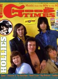 Zeitschriften: GoodTimes - Music from the 60s to the 80s Februar/März 2016, Zeitschrift