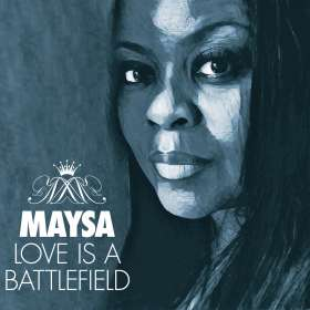 Maysa: Love Is A Battlefield, CD