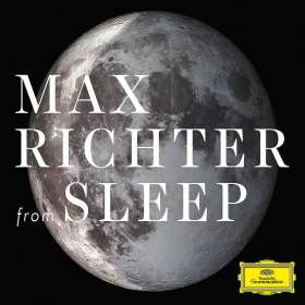 Max Richter (geb. 1966): from Sleep (180g) (Clear Vinyl), 2 LPs