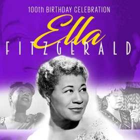 Ella Fitzgerald (1917-1996): 100th Birthday Celebration, 2 CDs