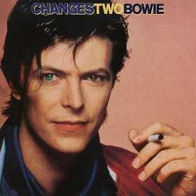 David Bowie: Changestwobowie, CD