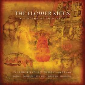 The Flower Kings: A Kingdom Of Colours II (2004 - 2013), 9 CDs