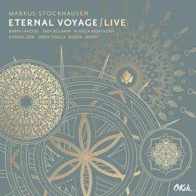 Markus Stockhausen (geb. 1957): Eternal Voyage - Live, CD