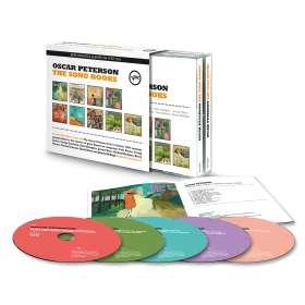 Oscar Peterson (1925-2007): The Song Books (Box-Set), 5 CDs