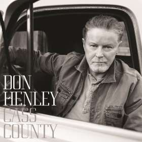 Don Henley: Cass County, CD