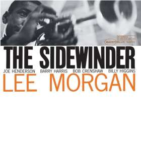 Lee Morgan (1938-1972): The Sidewinder (remastered) (180g) (Limited Edition), LP