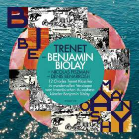 Benjamin Biolay: Trenet, CD