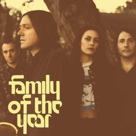Family Of The Year: Family Of The Year, CD
