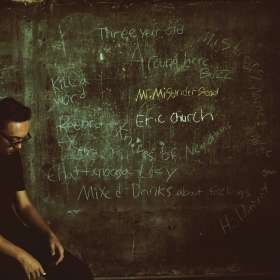 Eric Church: Mr. Misunderstood, CD