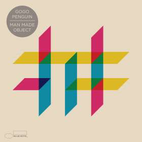 GoGo Penguin: Man Made Object, CD