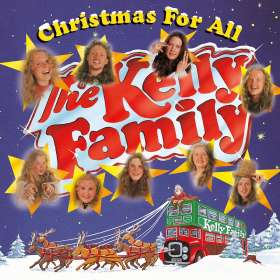 The Kelly Family: Christmas For All, CD