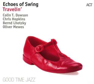 Echoes Of Swing: Travelin', CD