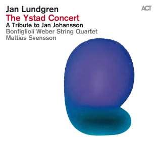 Jan Lundgren (geb. 1966): The Ystad Concert - A Tribute To Jan Johansson, CD