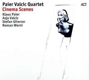 Klaus Paier & Asja Valcic: Cinema Scenes, CD