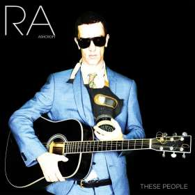 Richard Ashcroft: These People, CD