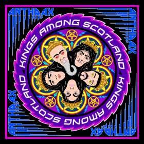 Anthrax: Kings Among Scotland, 2 CDs