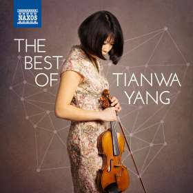 Tianwa Yang - The Best of Tianwa Yang, CD