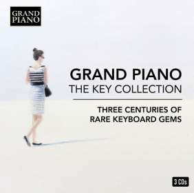 Grand Piano - The Key Collection, 3 CDs