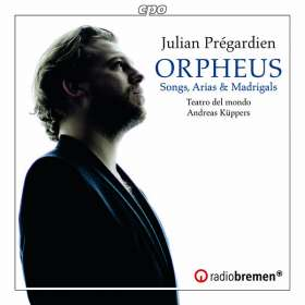 Julian Pregardien - Orpheus, CD
