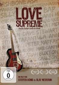Love Supreme - Sechs Saiten und ein Brett, DVD
