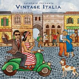 Putumayo Presents / Various: Vintage Italia, CD