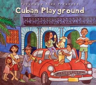 Cuban Playground, CD