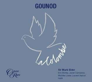 Charles Gounod (1818-1893): La Colombe, 2 CDs