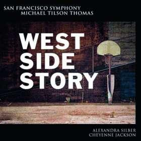 Leonard Bernstein (1918-1990): West Side Story (Ges.-Aufn.), 2 SACDs