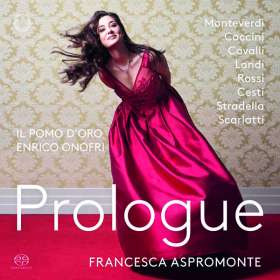 Francesca Aspromonte - Prologue, SACD