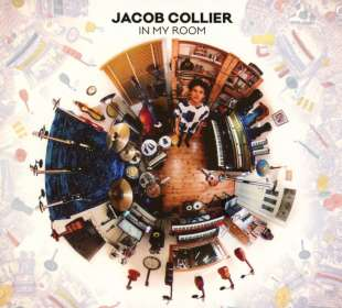 Jacob Collier: In My Room, CD