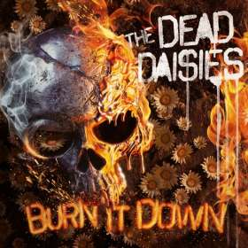 The Dead Daisies: Burn It Down, CD