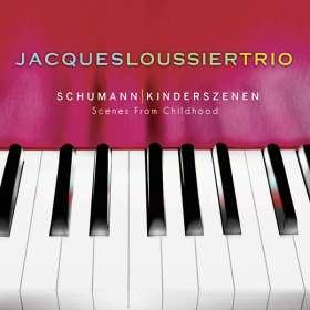 Jacques Loussier: Schumann: Kinderszenen, CD