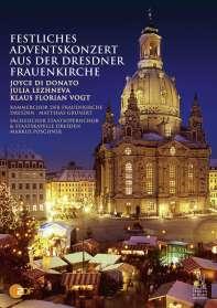 Festliches Adventskonzert aus der Dresdner Frauenkirche 2013 (DVD), DVD