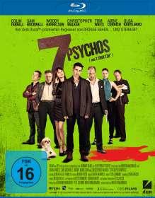 7 Psychos (Blu-ray), Blu-ray Disc