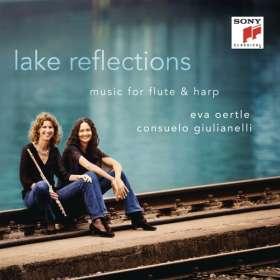 "Musik für Flöte & Harfe - ""Lake Reflections"", CD"