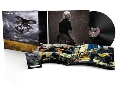 David Gilmour: Rattle That Lock, LP